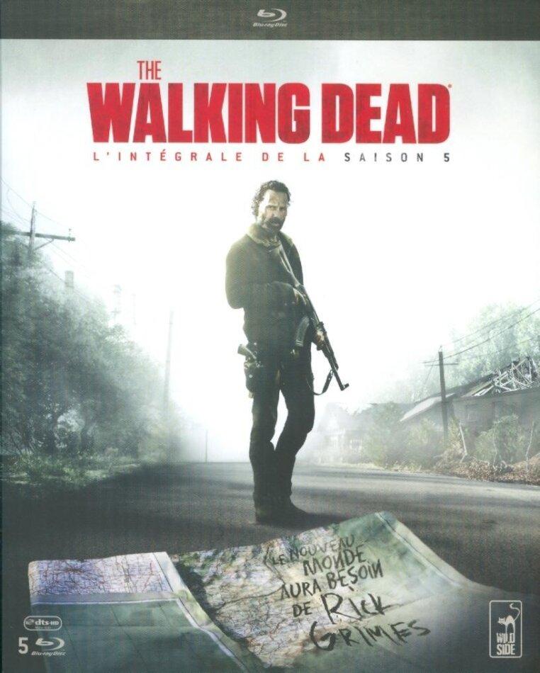 The Walking Dead - Saison 5 (5 Blu-rays)