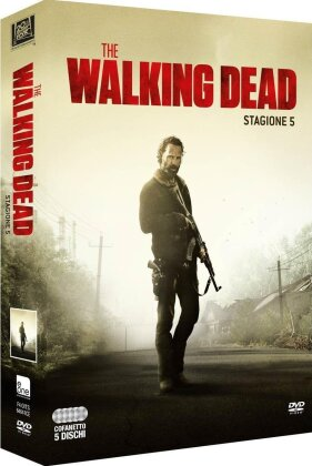 The Walking Dead - Stagione 5 (5 DVDs)