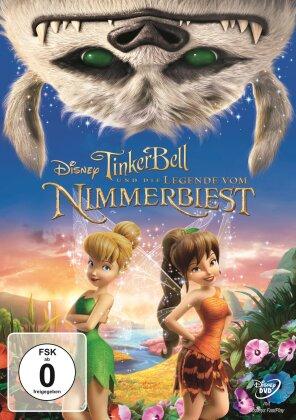 Tinker Bell und die Legende vom Nimmerbiest (2014)