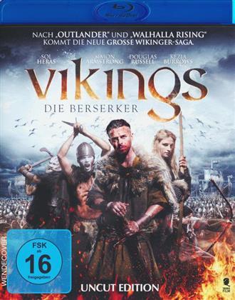 Vikings - Die Berserker (2014) (Uncut)