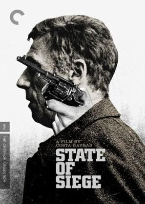 State of Siege - État de siège (1972) (Criterion Collection)