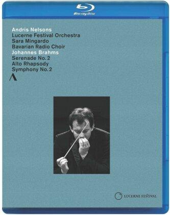 Lucerne Festival Orchestra, … - Brahms - Serenade / Alto Rhapsody / Symphony No. 2 (Lucerne Festival)
