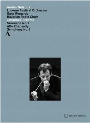 Lucerne Festival Orchestra, … - Brahms - Serenade / Alto Rhapsody / Symphony No .2 (Lucerne Festival)