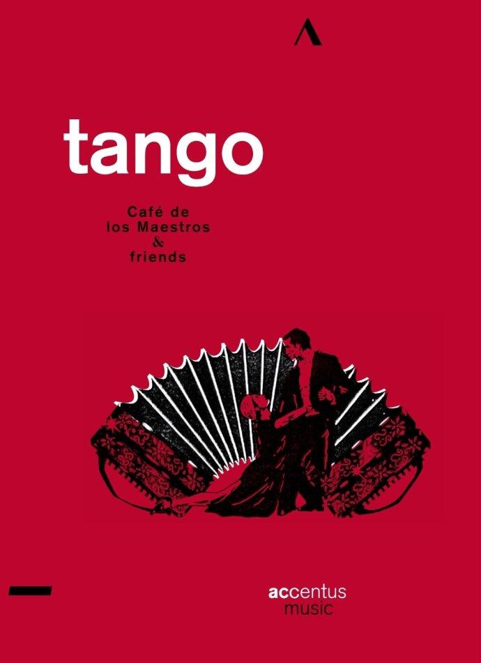 Café de los Maestros & Friends - Tango