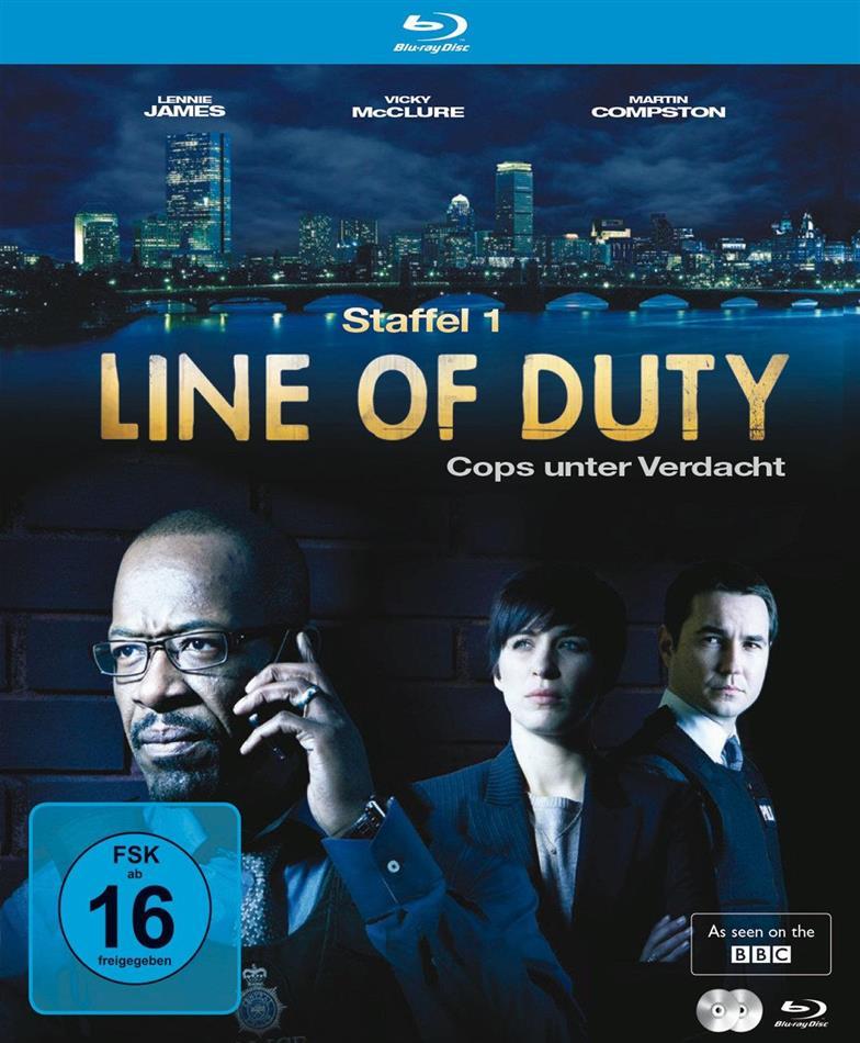 Line of Duty - Staffel 1 (2 Blu-rays)