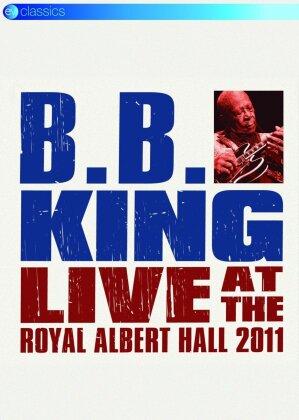 B.B. King - Live at the Royal Albert Hall 2011 (EV Classics)