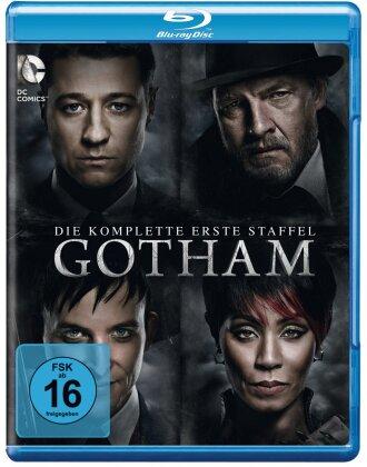 Gotham - Staffel 1 (4 Blu-rays)