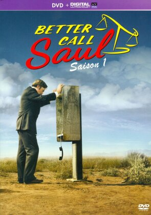 Better Call Saul - Saison 1 (3 DVD)
