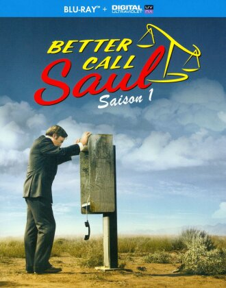 Better Call Saul - Saison 1 (3 Blu-ray)