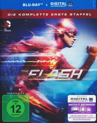 The Flash - Staffel 1 (4 Blu-rays)
