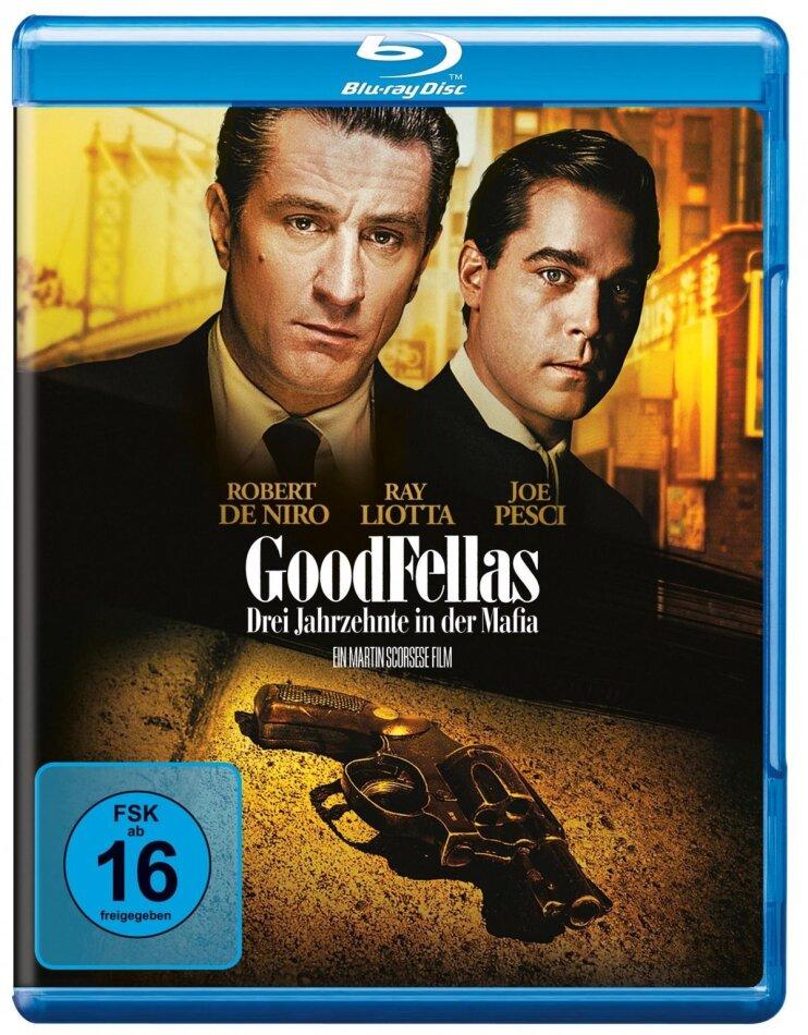 GoodFellas (1990) (4K Mastered, 2 Blu-ray)
