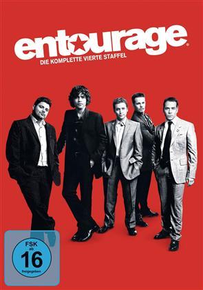 Entourage - Staffel 4 (3 DVDs)