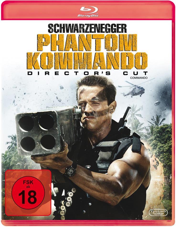 Phantom Kommando (1985) (Director's Cut, Kinoversion)