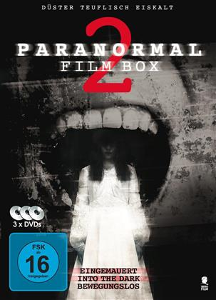Paranormal Film Box 2 - Into The Dark / Eingemauert / Static (3 DVDs)
