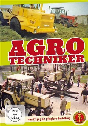 Agrotechniker - Von ZT 323 bis pflugloser Bestellung