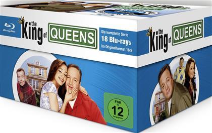 The King of Queens - Die komplette Serie - Staffel 1 - 9 (Remastered, 18 Blu-rays)