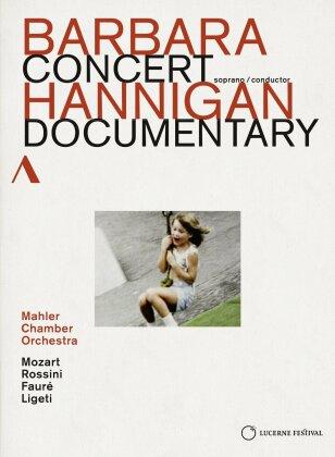 Barbara Hannigan - Concert / Documentary (Accentus Music)