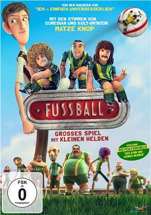 Fussball - Grosses Spiel mit kleinen Helden (2013)