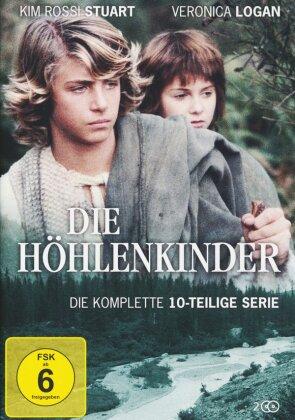 Die Höhlenkinder - Die komplette 10-teilige Serie (2 DVDs)