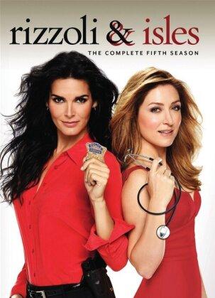 Rizzoli & Isles - Season 5 (3 DVD)