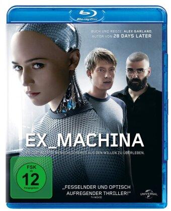Ex Machina (2015)