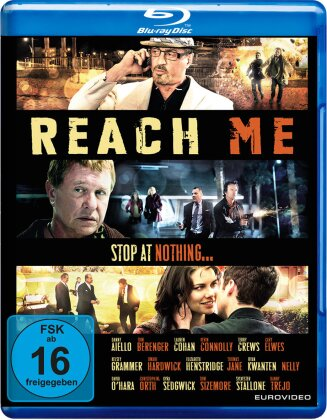 Reach Me - Stop at Nothing... (2014)