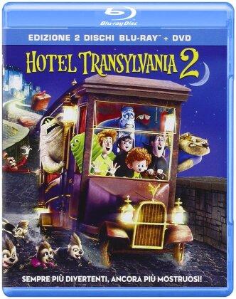 Hotel Transylvania 2 (2015) (Blu-ray + DVD)
