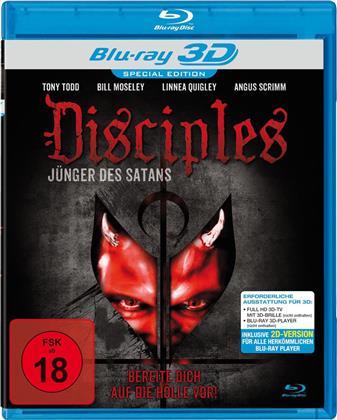 Disciples - Jünger des Satans (2014) (Special Edition)
