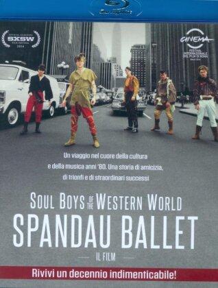 Spandau Ballet - Soul Boys of the Western World