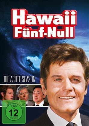 Hawaii Fünf-Null - Staffel 8 (6 DVDs)