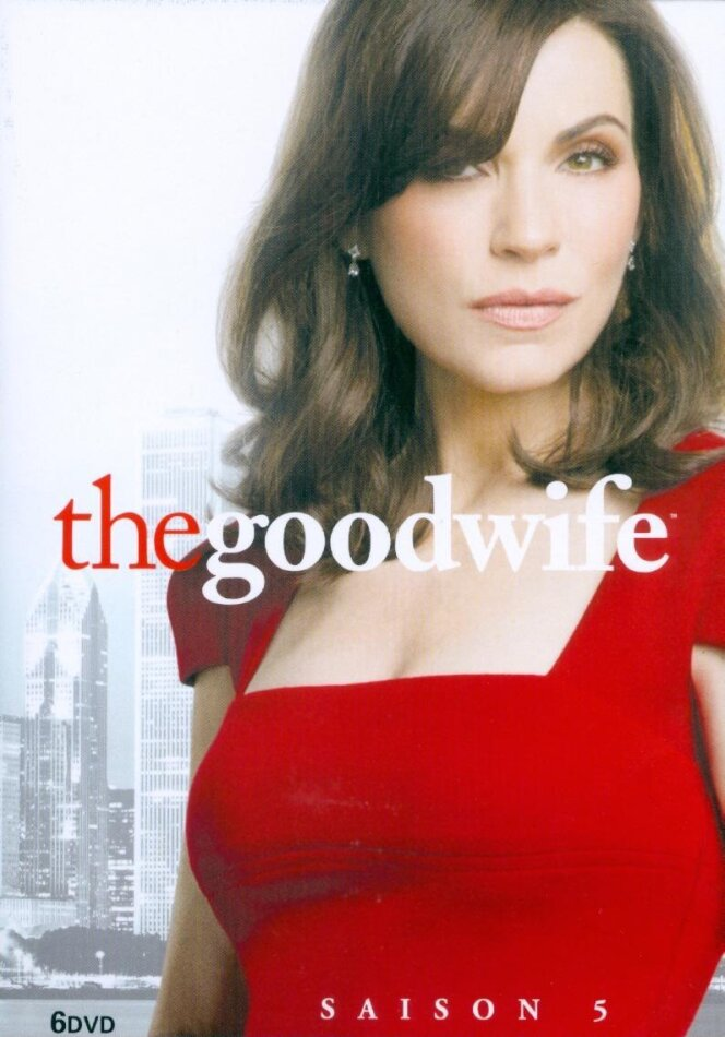 The Good Wife - Saison 5 (6 DVDs)