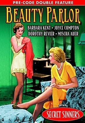 Sinners (1933) / Beauty Parlor (1932) - Pre-Code Double Feature (n/b)