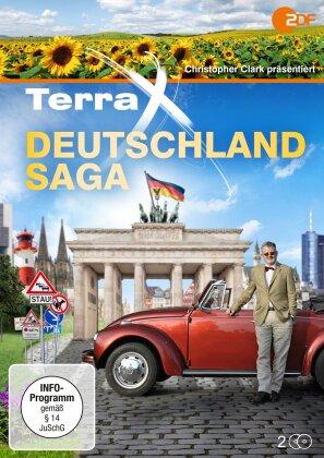 Terra X - Deutschland Saga (2 DVDs)