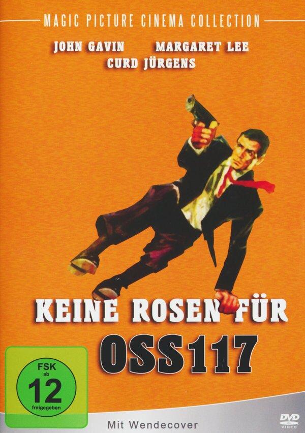 OSS 117 - Keine Rosen für OSS 117 (1968) (Magic Picture Cinema Collection)