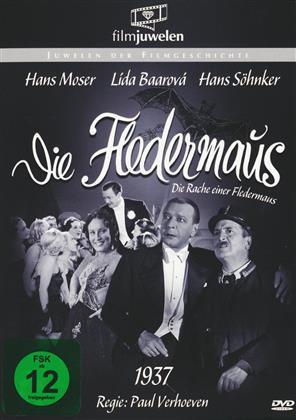 Die Fledermaus - Die Rache einer Fledermaus (1937) (Filmjuwelen, s/w)