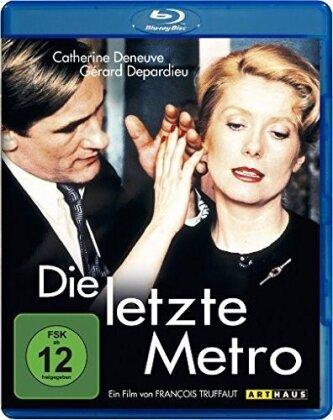 Die letzte Metro (1980) (Arthaus)