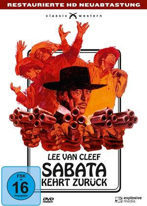 Sabata kehrt zurück (1971) (Classic Western)