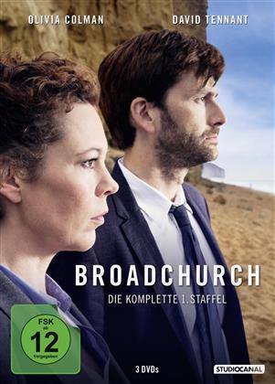 Broadchurch - Staffel 1 (3 DVDs)