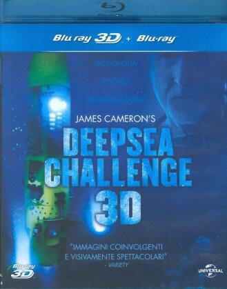James Cameron's Deepsea Challenge (2014) (Blu-ray 3D + Blu-ray)