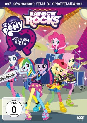 My Little Pony - Equestria Girls - Rainbow Rocks (Limited Edition)