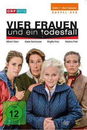 Vier Frauen und ein Todesfall - Staffel 7 (2 DVDs)
