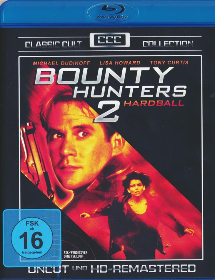 Bounty Hunters 2 - Hardball (1997) (Classic Cult Collection, Remastered, Uncut)