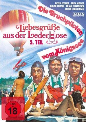 Liebesgrüsse aus der Lederhose 5 - Die Bruchpiloten vom Königssee (1978)