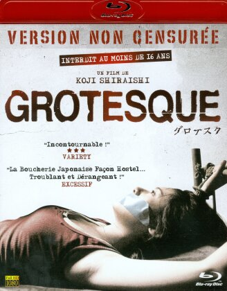 Grotesque (2009) (Version non censurée)