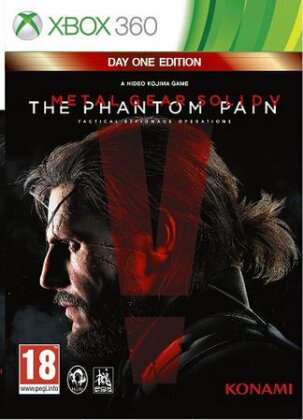 Metal Gear Solid V: The Phantom Pain (Day 1 Edition)
