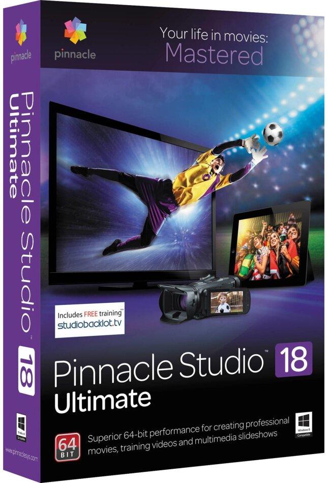 Pinnacle Studio 18.0 Ultimate