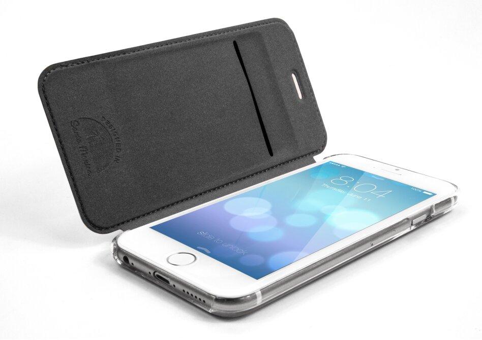 xdoria Engage Folio for iPhone 6+ - Black