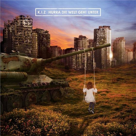 K.I.Z. - Hurra Die Welt Geht Unter (Limited Special Edition, 2 CDs + DVD)