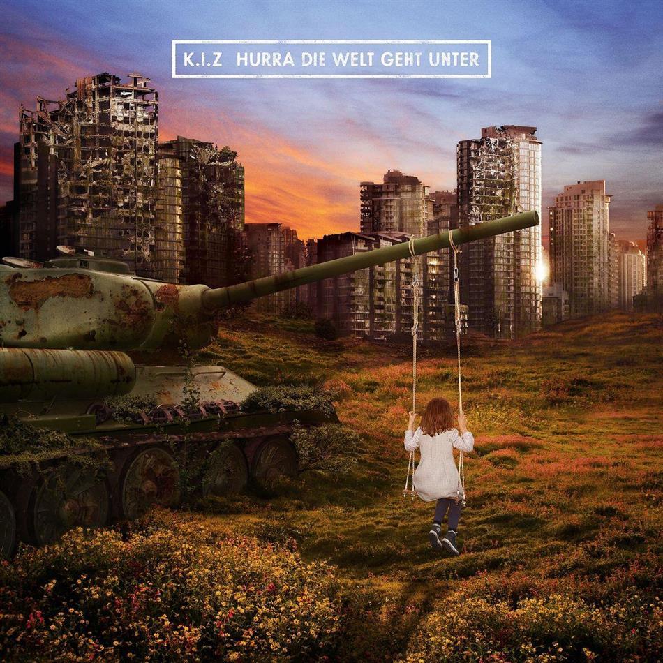 K.I.Z. - Hurra Die Welt Geht Unter (2 LPs + Digital Copy)