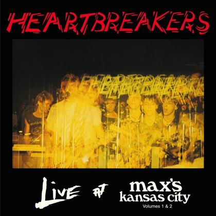 The Heartbreakers - Live At Maxs Kansas City Volumes 1 & 2 (2 LPs)